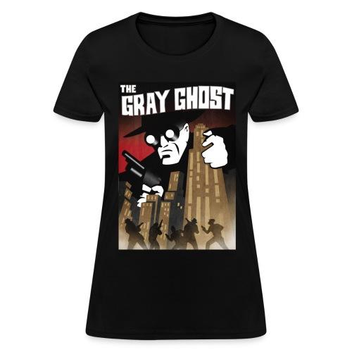 Beware the Gray Ghost - Girls - Women's T-Shirt