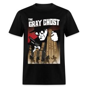 Beware the Gray Ghost - Men's T-Shirt