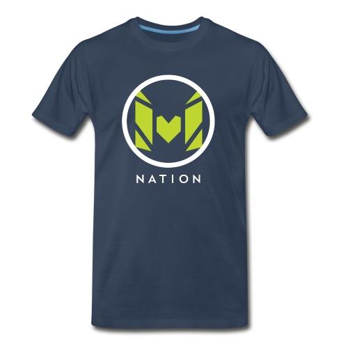 Molo Nation Official Original T-Shirt - Men's Premium T-Shirt