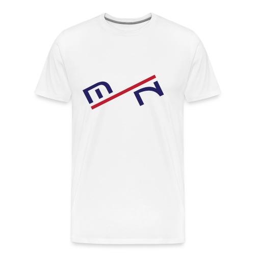 Molo Lifestyle (White) - Men's Premium T-Shirt