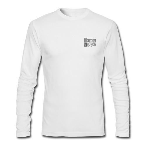 Marcos Reyes - Men's Long Sleeve T-Shirt by Next Level