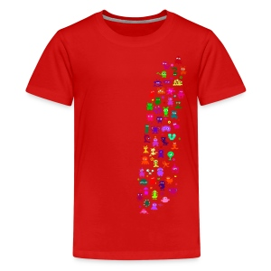 We come in peace! - Kids' Premium T-Shirt
