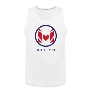 Molo Swag Tank (Royal Red) - Men's Premium Tank