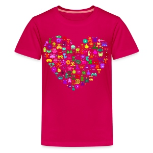 We love you, too! - Kids' Premium T-Shirt
