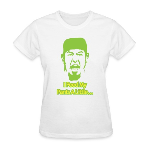 Matt Zion I Peed Myself Shirt (Women's) - Women's T-Shirt