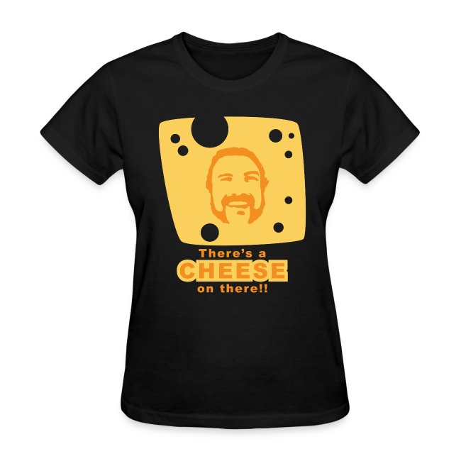 Chuck Roland Cheese Shirt (Women's)