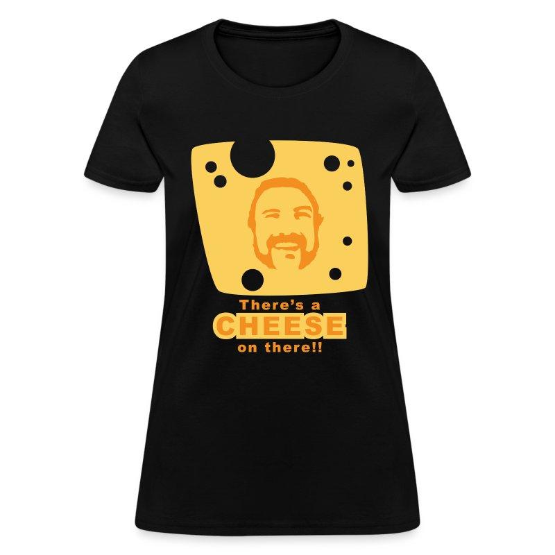Chuck Roland Cheese Shirt (Women's) - Women's T-Shirt