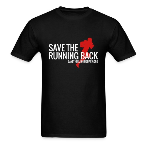 Save the Running Back - Men's T-Shirt
