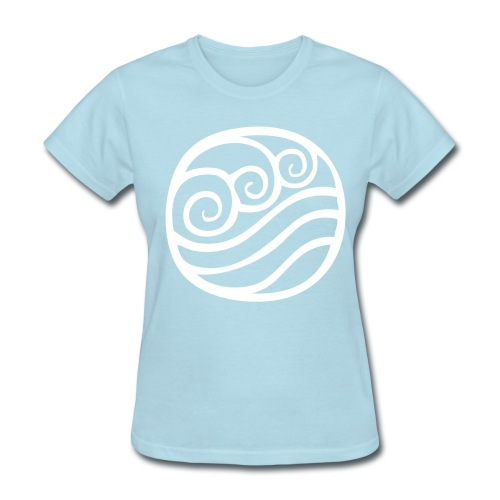 Waves - Women's T-Shirt