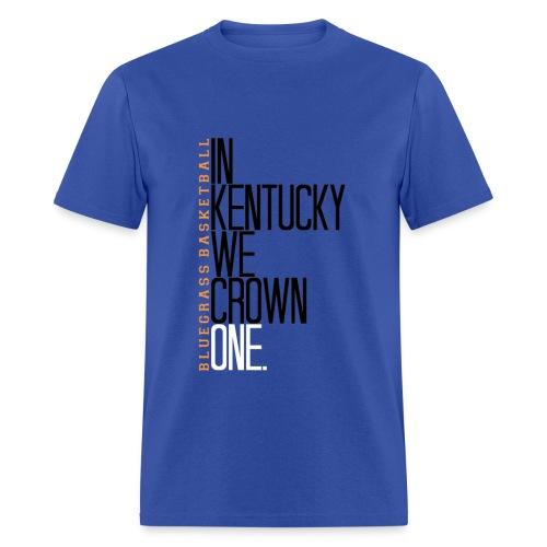 Kentucky Crowns One - Men's T-Shirt