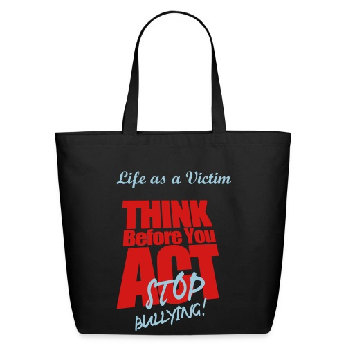 Gender Neutral Carrier - Eco-Friendly Cotton Tote