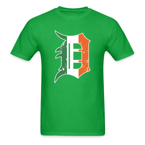 IRISH D - Men's T-Shirt