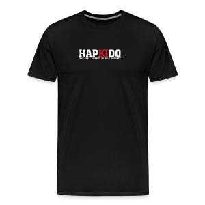 Hapkido T-Shirt The Art & Science of Self Defense - Men's Premium T-Shirt