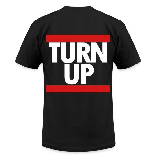 Turn Up Shirt - Men's  Jersey T-Shirt