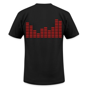 Turn Up Music Shirt - Men's Fine Jersey T-Shirt
