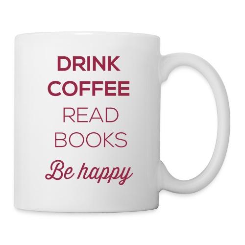 Be Happy Coffee Mug - Coffee/Tea Mug