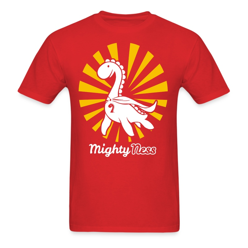 MightyNess - Men's T-Shirt