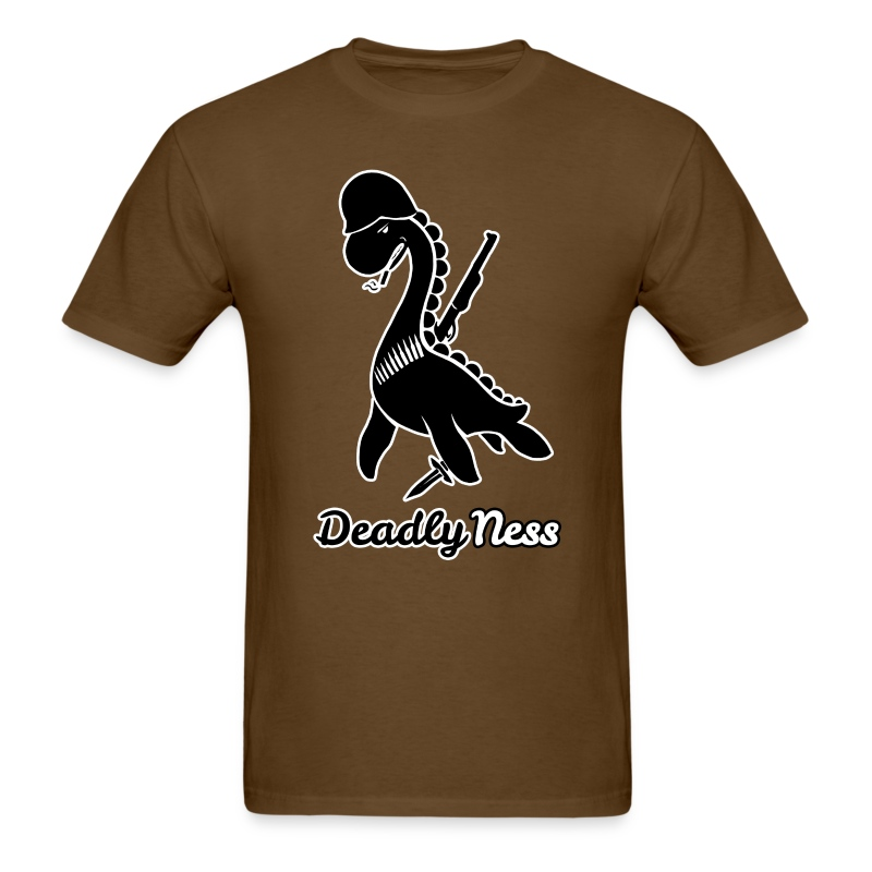 DeadlyNess - Men's T-Shirt