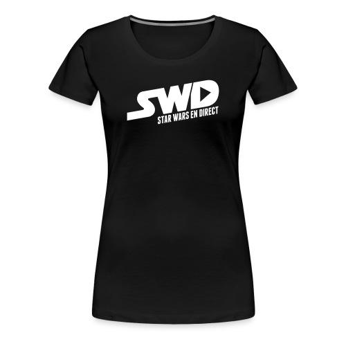 T-Shirt SWD Classique (pour femme) - T-shirt premium pour femmes
