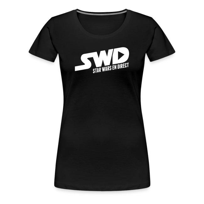 T-Shirt SWD Classique (pour femme)