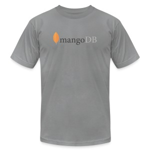 MangoDB is Web Scale - Men's Fine Jersey T-Shirt