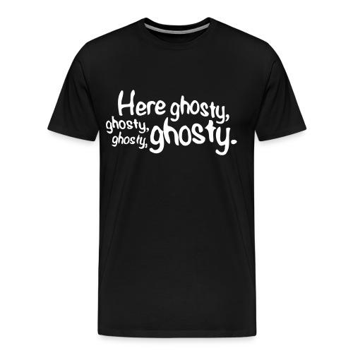 Men's T-Shirt Haunts From The Cape - Men's Premium T-Shirt