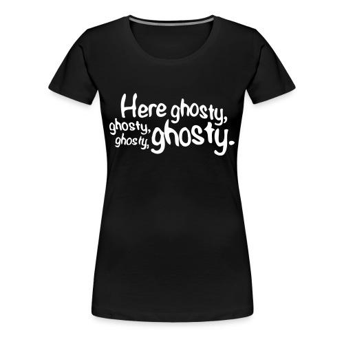 Women's Haunts From The Cape T-Shirt - Women's Premium T-Shirt