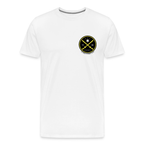 Cut From a Different Cloth Mens Tee by AiReal Apparel - Men's Premium T-Shirt