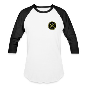 Cut From a Different Cloth Raglan Baseball Tee by AiReal Apparel - Baseball T-Shirt