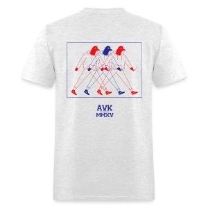 Tricolour - Men's T-Shirt