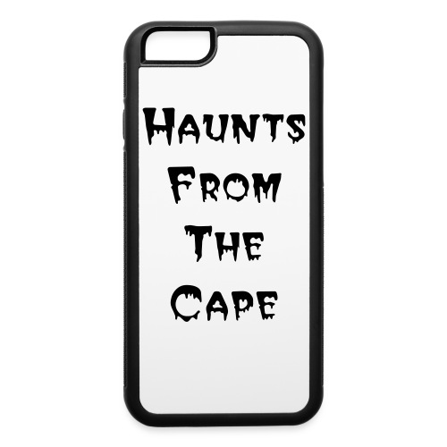 Haunts From The Cape iPhone 6 Rubber Case - iPhone 6/6s Rubber Case