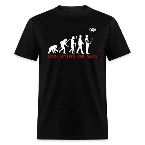 Evolution of Man - Men's T-Shirt