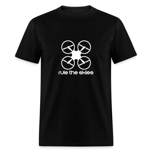 Rule The Skies - Men's T-Shirt