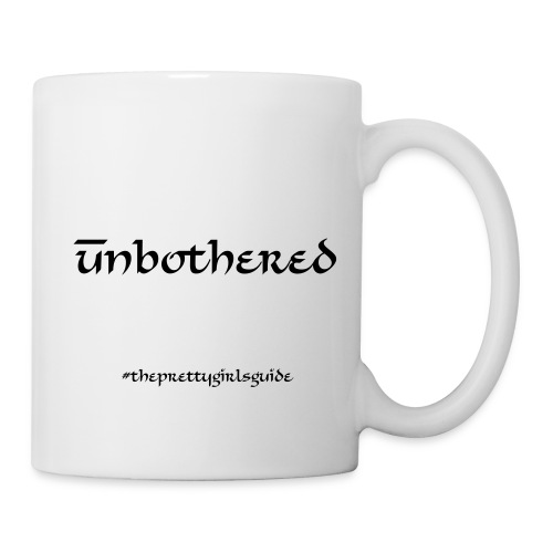 Unbothered Mug - Coffee/Tea Mug