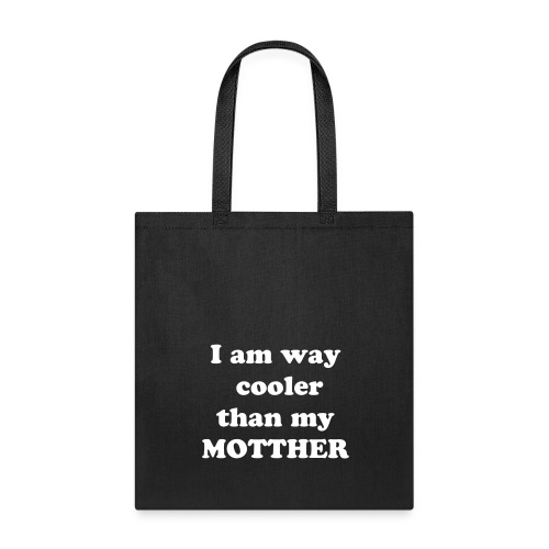Tote Bag - Yes it's supposed to be spelt incorrectly its a joke.