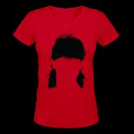 Women's T-Shirts ~ Women's V-Neck T-Shirt ~ SWAGR