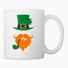 Leprechaun - St Patricks Mugs & Drinkware