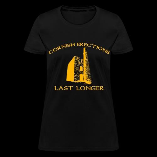 Cornish Last Longer - Women's T-Shirt