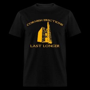 Cornish Last Longer - Men's T-Shirt