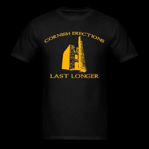 Cornish Last Longer - Men's T-Shirt