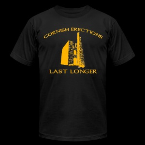 Cornish Last Longer - Men's Fine Jersey T-Shirt