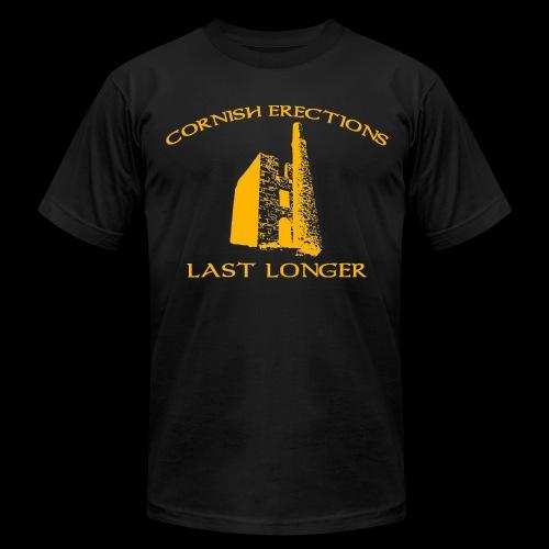 Cornish Last Longer - Men's  Jersey T-Shirt