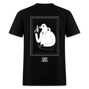 Last Warning - Men's T-Shirt