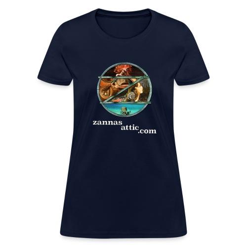 Zanna's Attic: Womanly Tee! - Women's T-Shirt