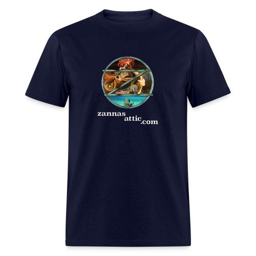 Zanna's Attic: Manly Tee! - Men's T-Shirt