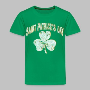 Saint Patrick's Day - Toddler Premium T-Shirt