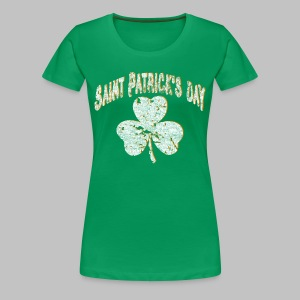 Saint Patrick's Day - Women's Premium T-Shirt