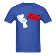 T-Shirts ~ Men's T-Shirt ~ Mistah Phone?! T-Shirt