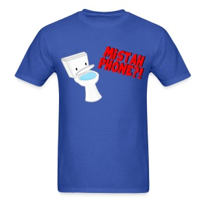 Mistah Phone?! T-Shirt - Men's T-Shirt