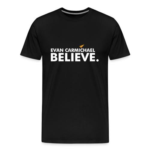 #Believe Tee - Men's Premium T-Shirt